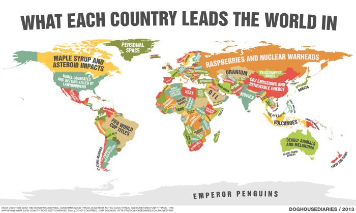 Harta Stereotipurilor