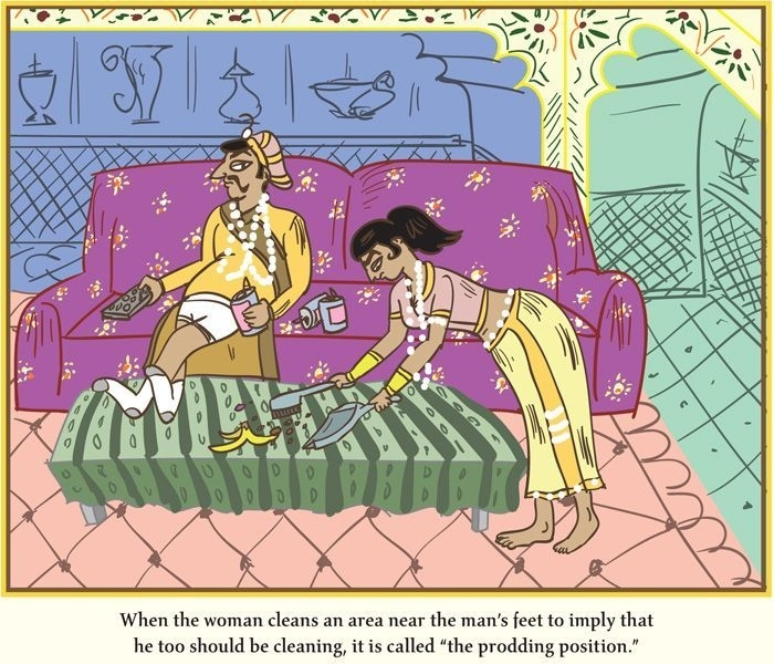 Married Kama Sutra 1