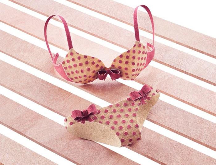 Sandpaper bikini