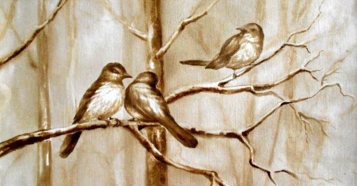 Avian conversation