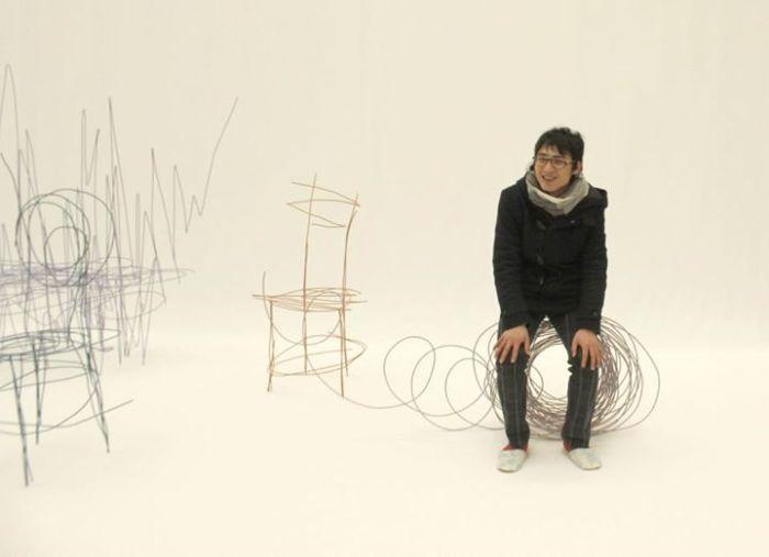 Daigo Fukawa Rough Sketch 10