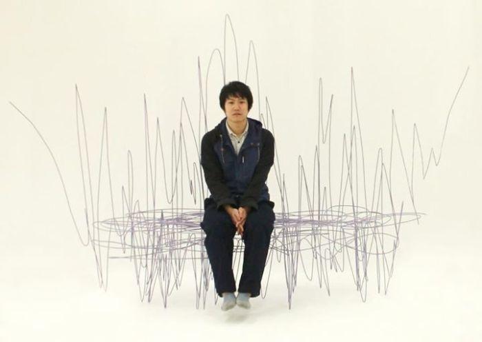 Daigo Fukawa Rough Sketch 2