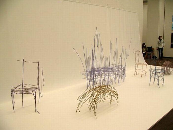 Daigo Fukawa Rough Sketch 4