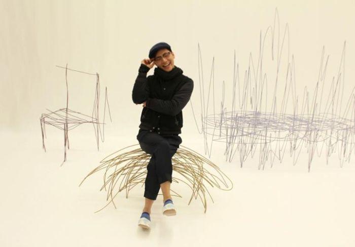 Daigo Fukawa Rough Sketch 8