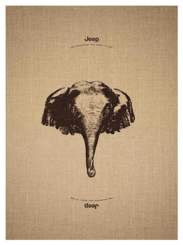 Jeep elefant