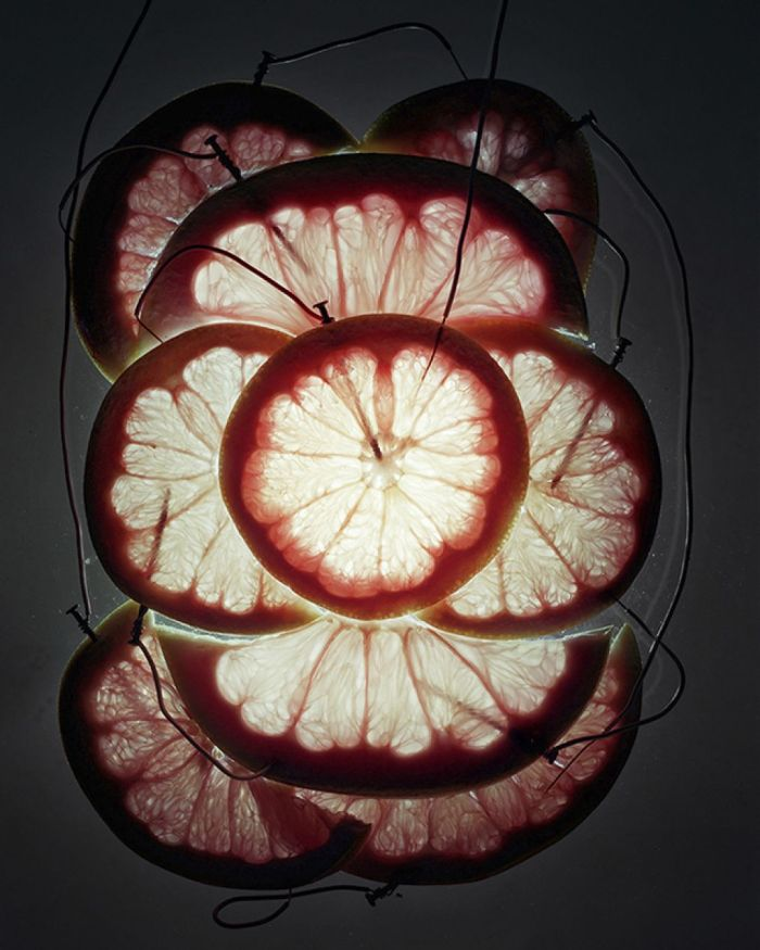 Caleb Charland Back To Light Grapefruit Pomelo Battery