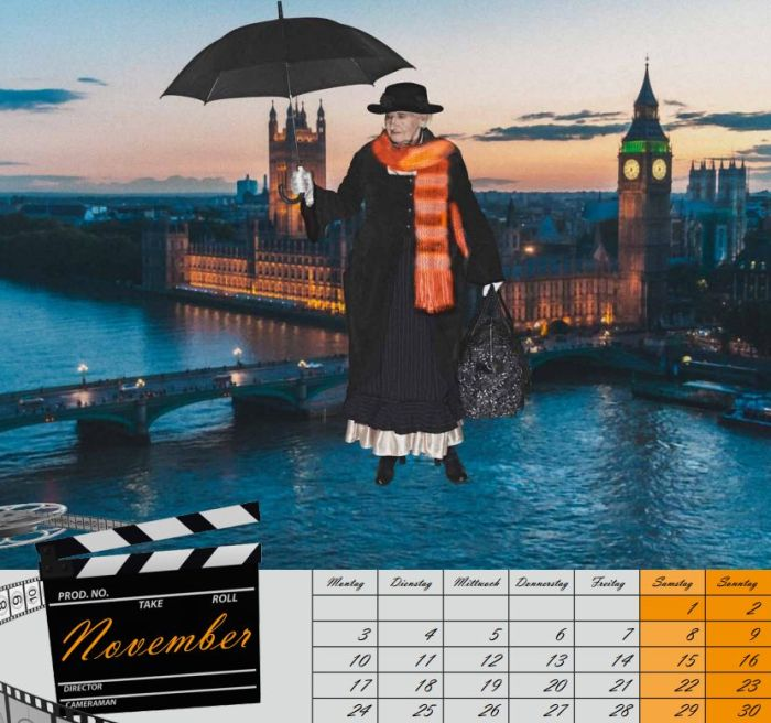 Contilia Klassiker Kalender 12