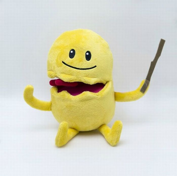 dumb ways to die plush toys 4