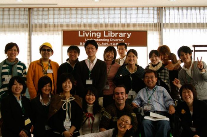 Human Library Japonia
