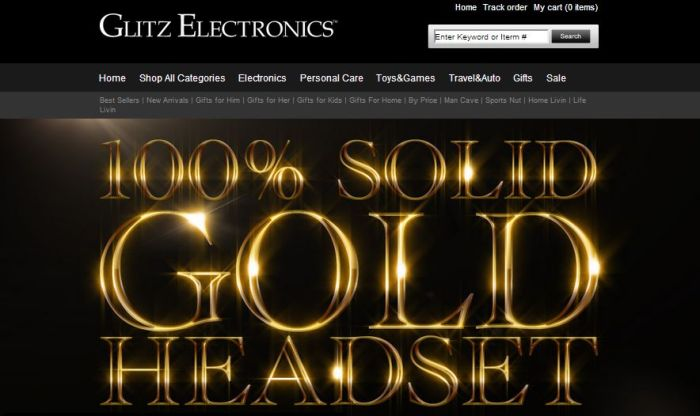 Old Spice Interneterventions Glitz Electronics