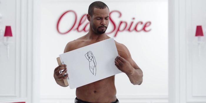 Old Spice Interneterventions Isaiah Mustafa 7