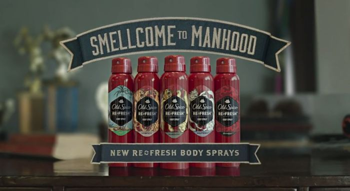 old spice momsong 18