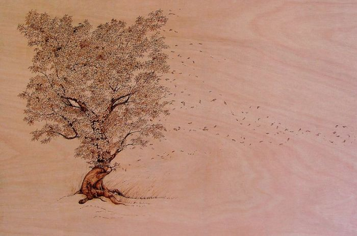 The Tree and the Fox