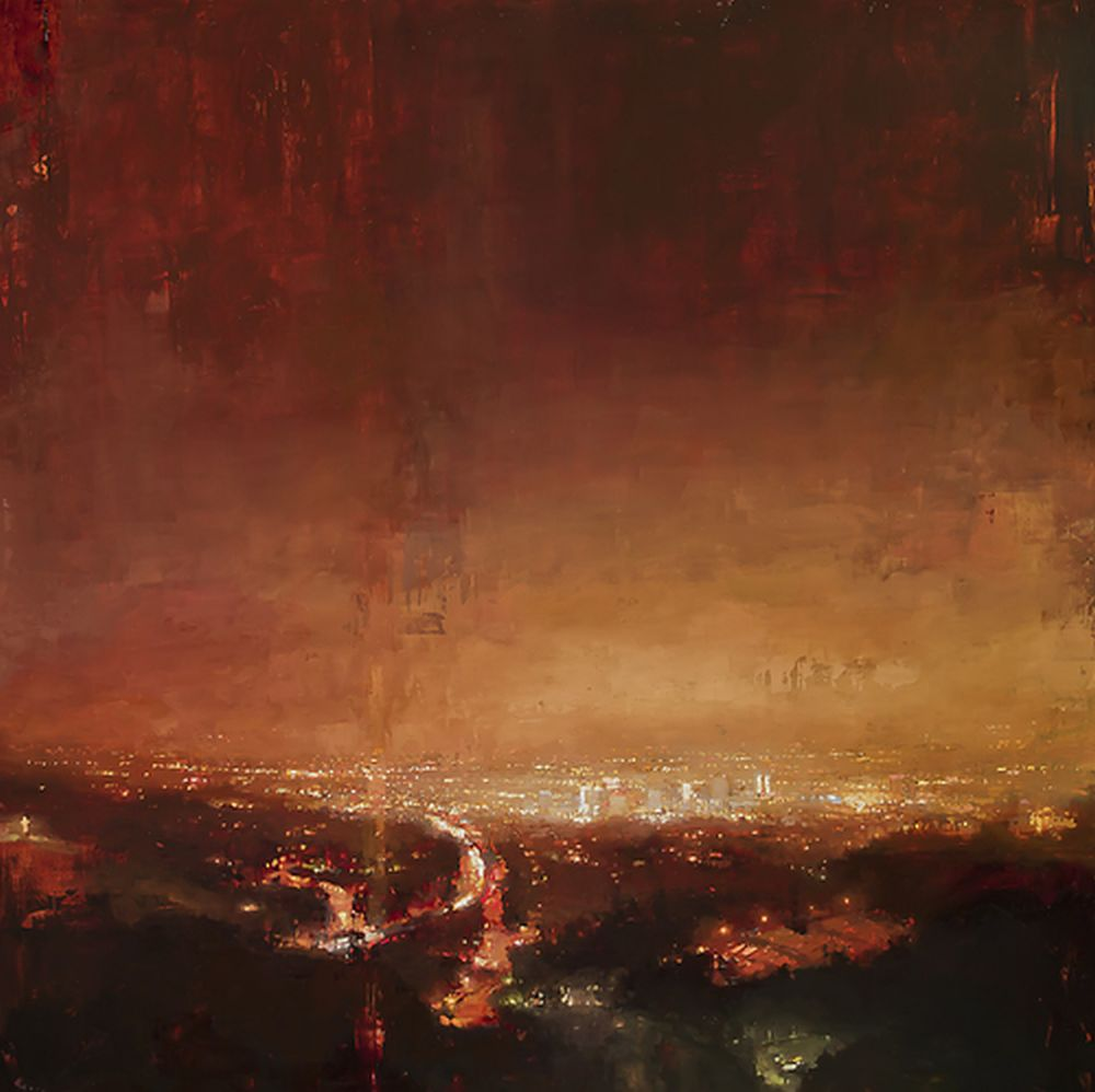 Jeremy Mann Los Angeles