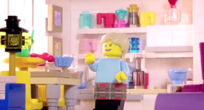 Lego Ad Break BT 1