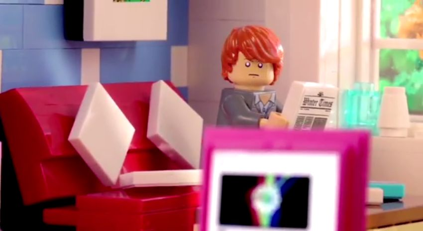 Lego Ad Break BT 2