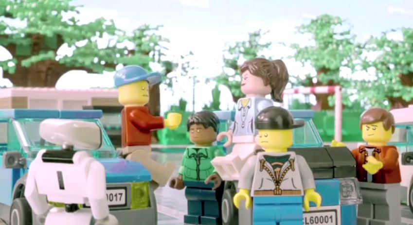 Lego Ad Break Confused 1