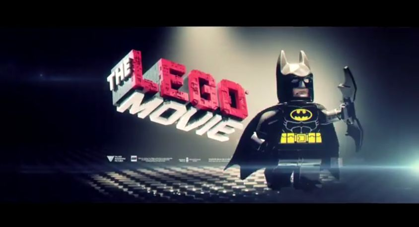 Lego Ad Break Confused