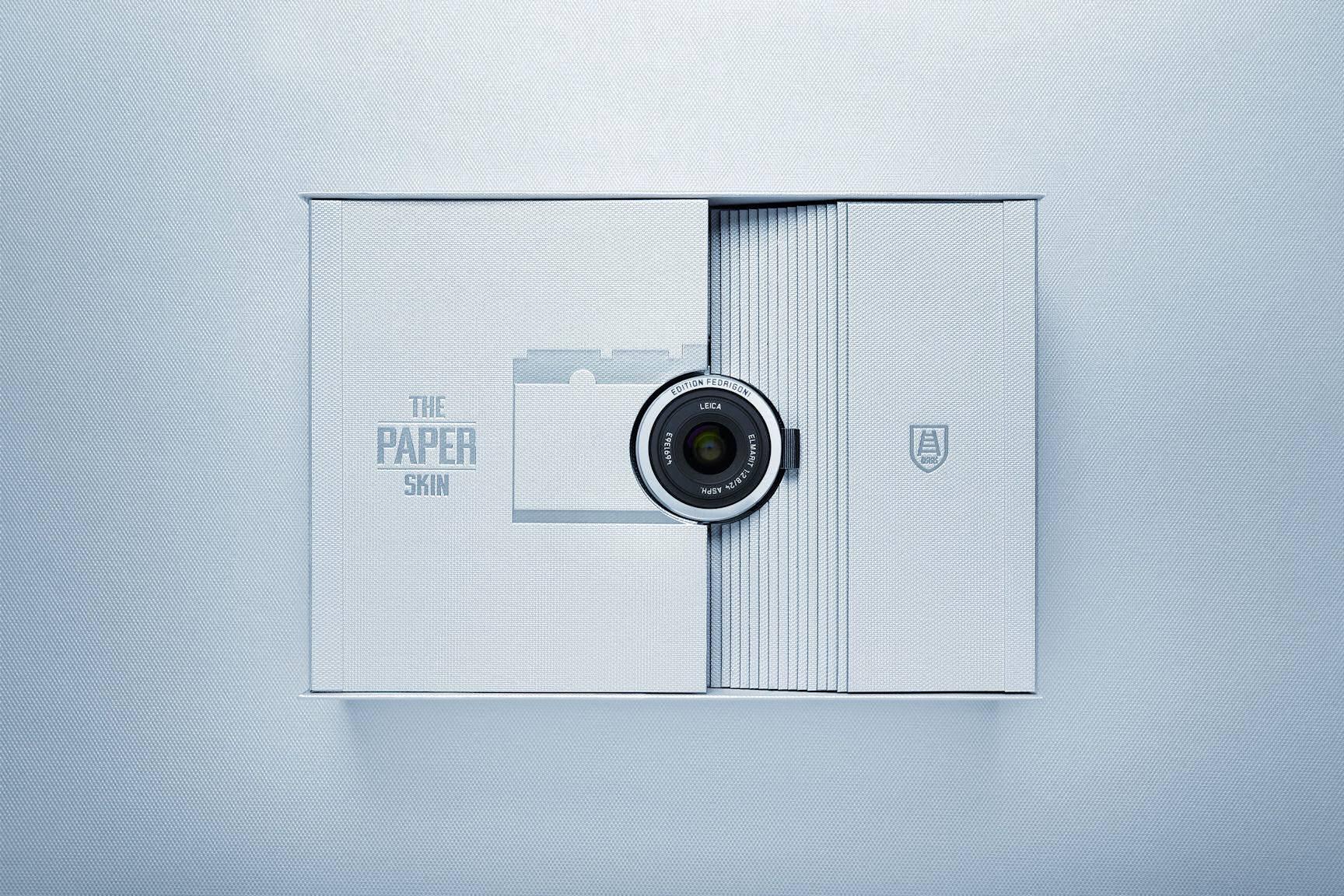 Leica Paper Skin Fedrigoni 1