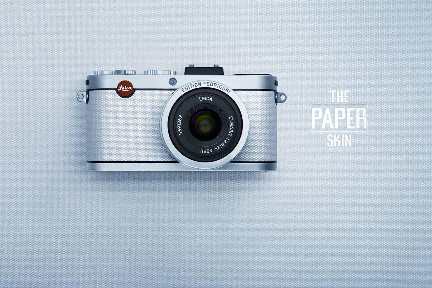 Leica Paper Skin Fedrigoni 10