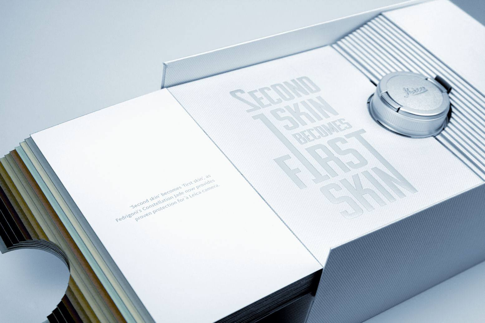 Leica Paper Skin Fedrigoni 8