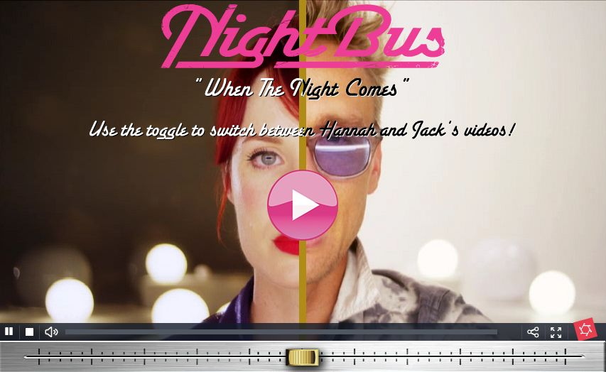 nightbus interlude video