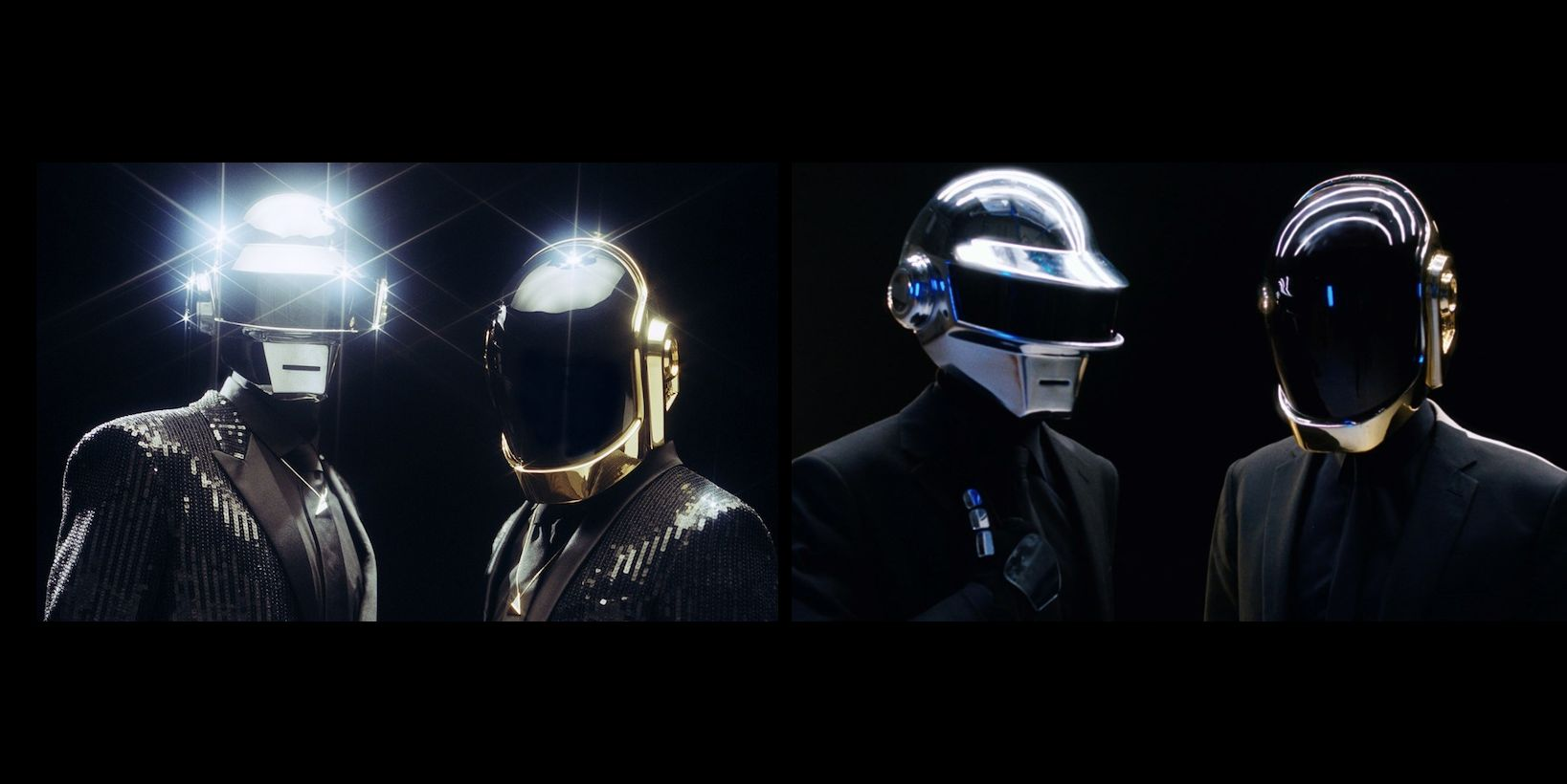Sunday Times Icons Daft Punk