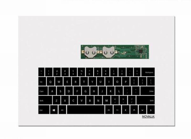 tastatura novalia 2