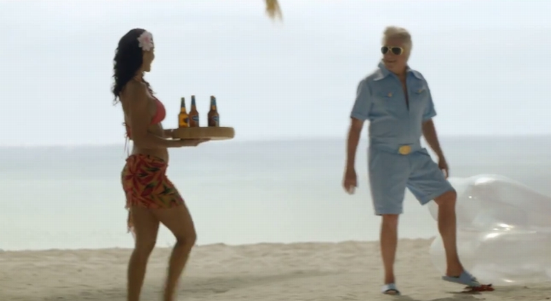 Bavaria Radler Celebrities Commercial 2