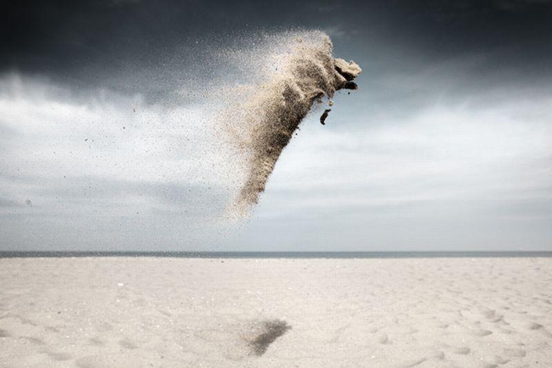 Claire Droppert Sand Creatures 2