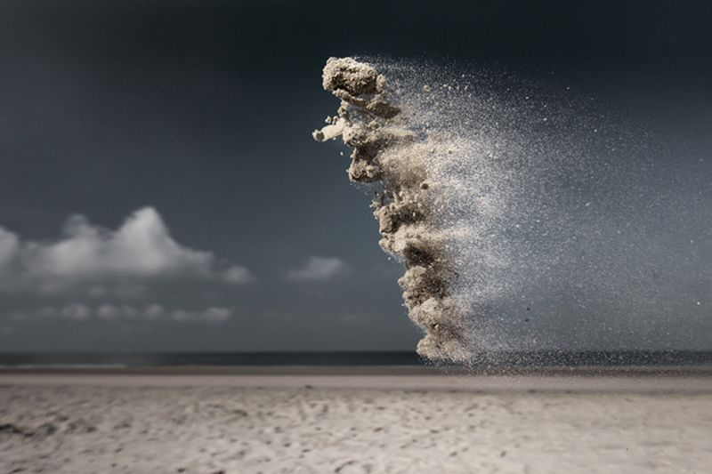 Claire Droppert Sand Creatures 3