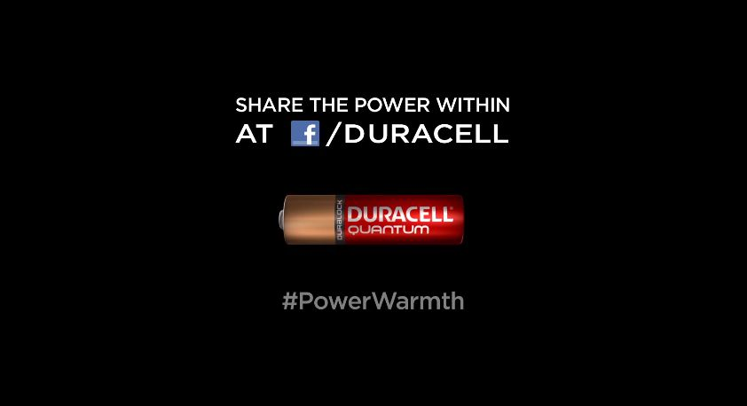Duracell Moments of Warmth 11