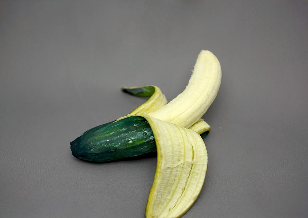 Hikaru Cho banana 2