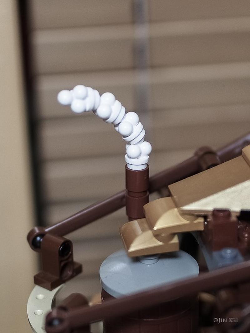 Jin Kei Lego Elephant 15