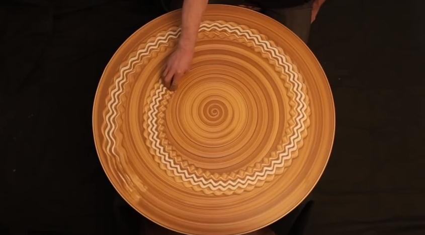 Michael Gardener sand art 1