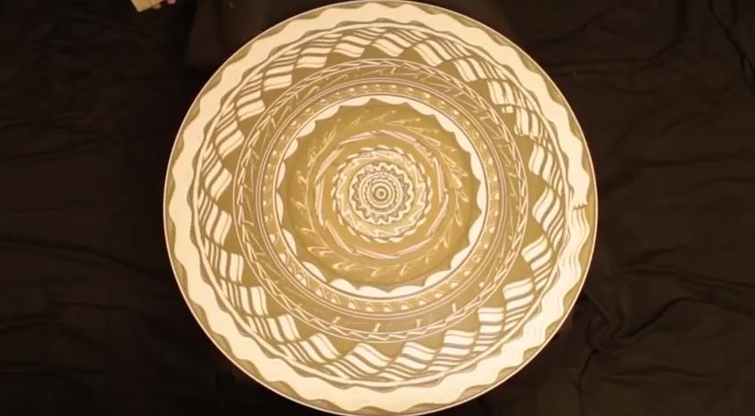 Michael Gardener sand art 10