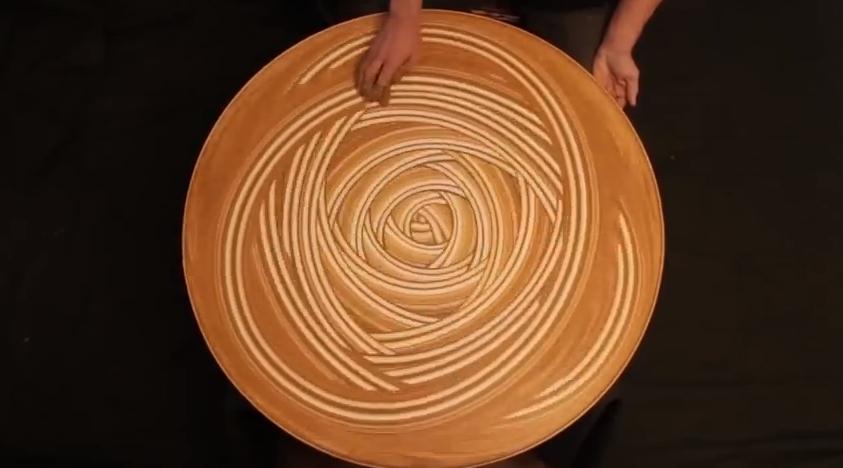 Michael Gardener sand art 4