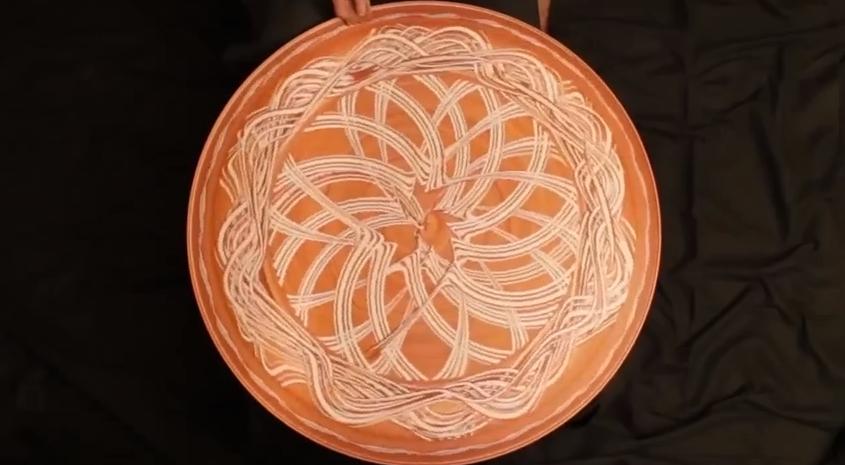 Michael Gardener sand art 8