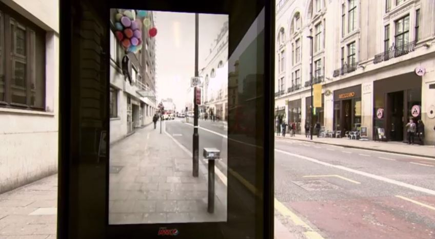 Pepsi Max Unbelievable Bus Shelter 5