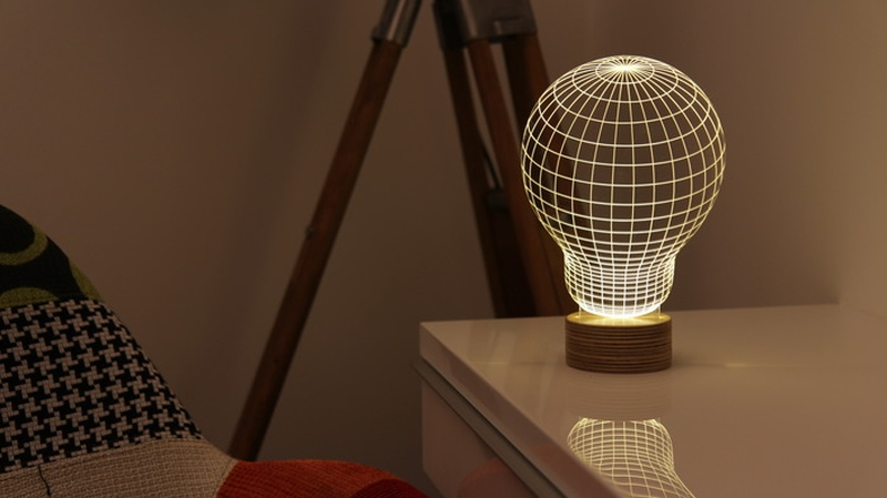 Bulbing Lamp Studio Cheha 1