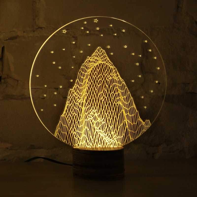 Bulbing_Lamp_Starry-night