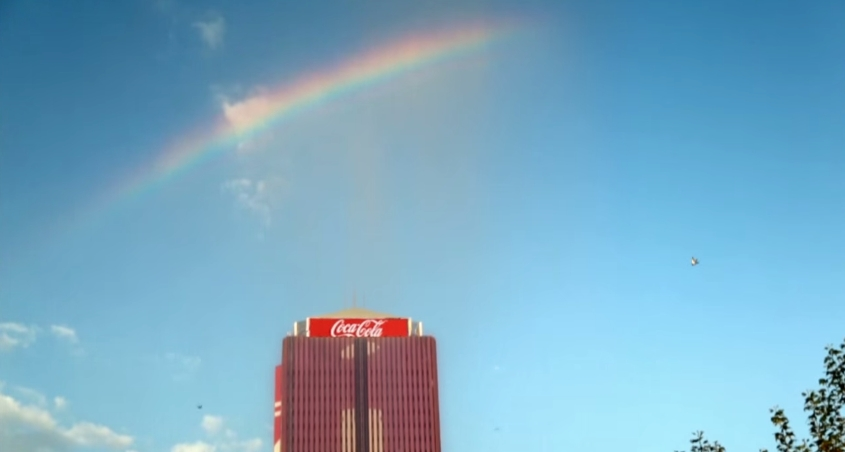 Coca Cola Rainbow Nation 6
