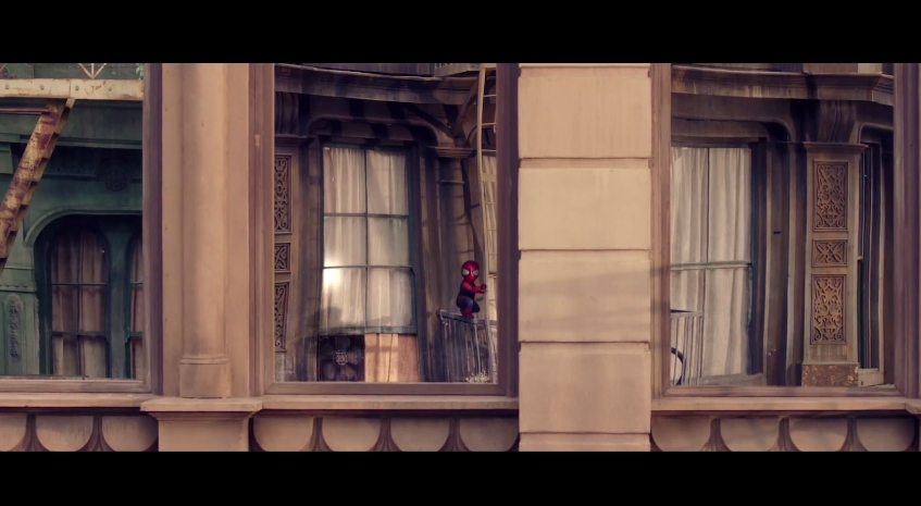 Evian SpiderMan Amazing Baby 2