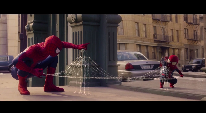 Evian SpiderMan Amazing Baby 5