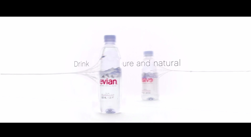 Evian SpiderMan Amazing Baby 9