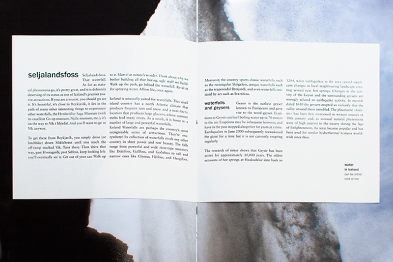 Hvisl Iceland Art Book 4