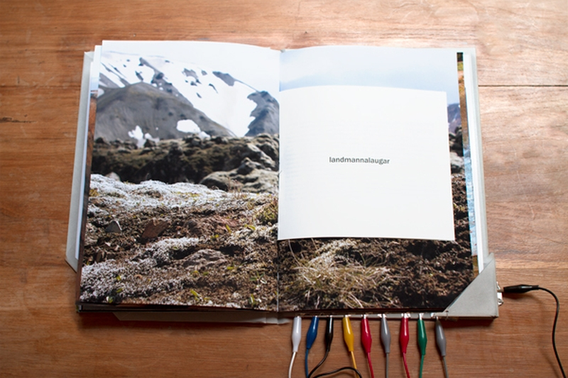 Hvisl Iceland Art Book 6