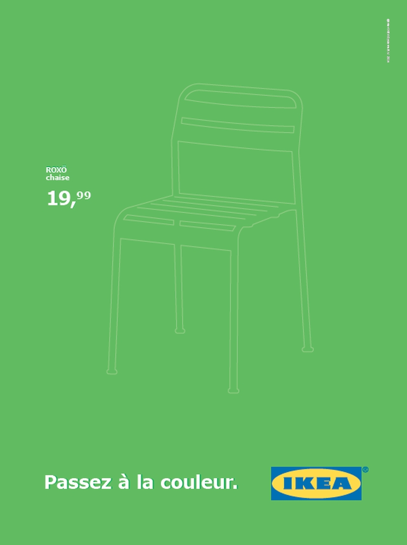 IKEA Choose Color Billboard 2