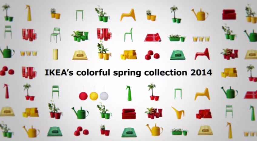 IKEA Choose Color Billboard 9