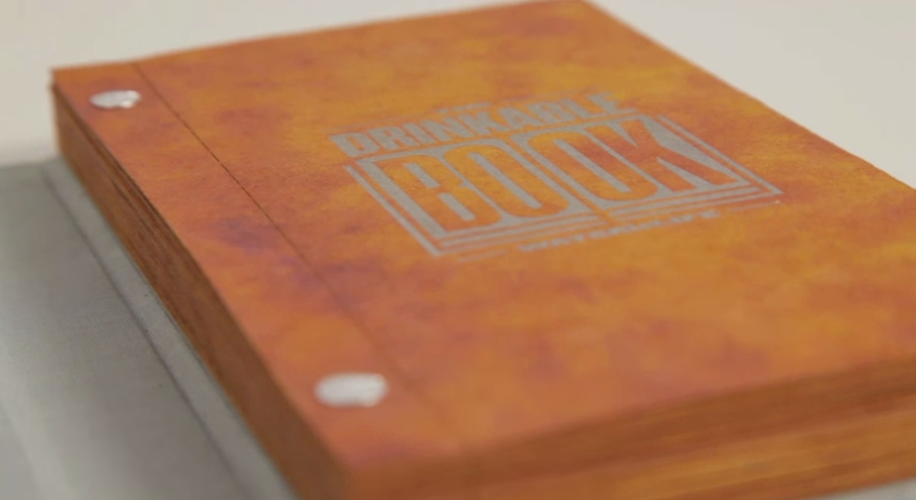 The Drinkable Book 10